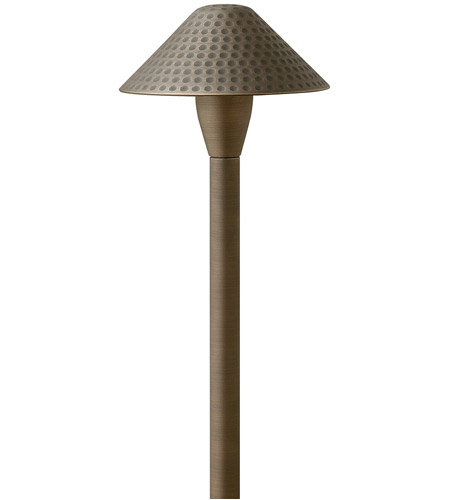 Hinkley Lighting Hardy Island 1 Light Landscape Path in Matte Bronze 16010MZ