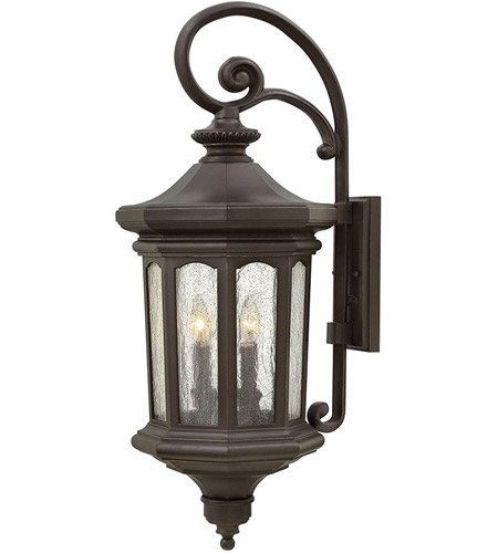 Hinkley 1605OZ-LL Raley LED 32 inch Oil Rubbed Bronze Outdoor Wall Mount photo