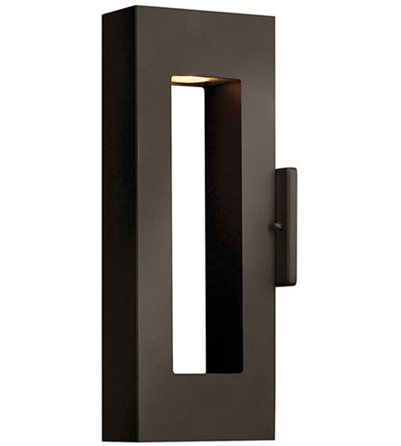 Bronze Atlantis Outdoor Wall Lights