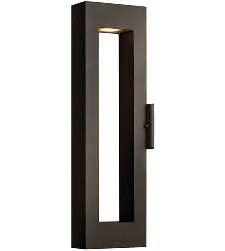 Hinkley 1644BZ-LED Atlantis LED 24 inch Bronze Outdoor Wall Mount photo
