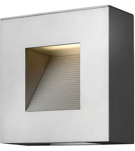 Hinkley Lighting Luna 2 Light Outdoor Wall in Titanium 1647TT-LED photo