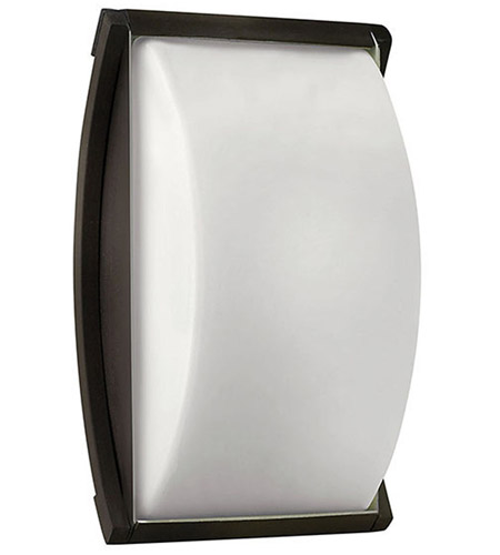 Hinkley 1650BZ Atlantis 1 Light 11 inch Bronze Outdoor Wall Lantern in Incandescent photo