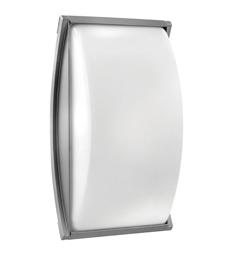 Hinkley Lighting Atlantis 1 Light GU24 CFL Outdoor Wall in Titanium 1655TT-GU24