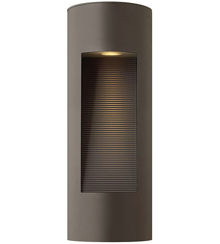 Hinkley Lighting Luna 2 Light Outdoor Wall Lantern in Bronze 1660BZ