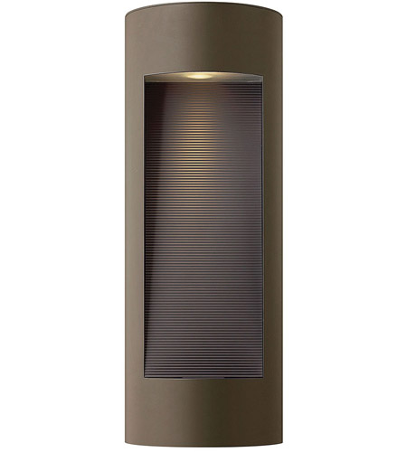 Hinkley Lighting Luna 2 Light Outdoor Wall Lantern in Bronze 1664BZ