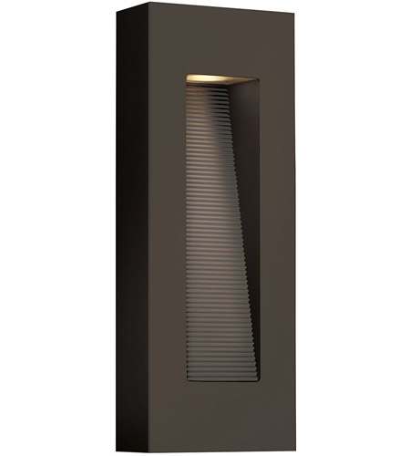 Hinkley 1668BZ-LED Luna LED 16 inch Bronze Outdoor Wall Mount, Small photo