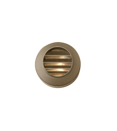 Hinkley Lighting LED Hardy Island Deck 1 Light LED Landscape in Matte Bronze 16804MZ-LED