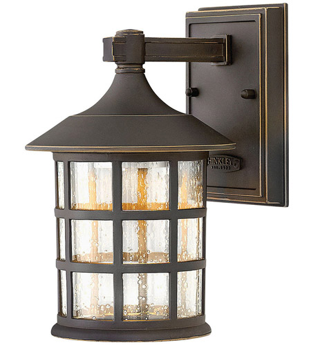 Hinkley Lighting Freeport 1 Light LED Outdoor Wall in Oil Rubbed Bronze 1800OZ-LED