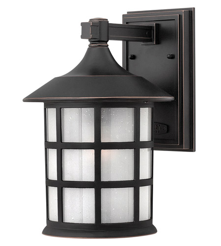 Hinkley Lighting Freeport 1 Light GU24 CFL Outdoor Wall in Olde Penny 1804OP-GU24 photo