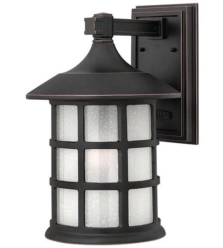 Hinkley Lighting Freeport 1 Light Outdoor Wall Lantern in Olde Penny 1805OP-LED
