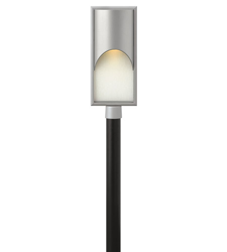 Hinkley Lighting Cascade 1 Light Post Lantern (Post Sold Separately) in Titanium 1831TT photo