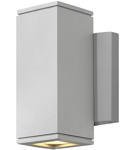 Hinkley Aluminum Kore Outdoor Wall Lights