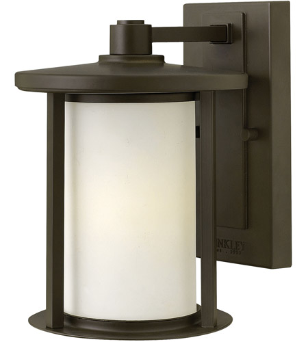 Hinkley Aluminum Hudson Outdoor Wall Lights