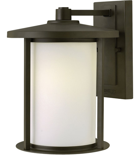 Hinkley Lighting Hudson 1 Light Outdoor Wall in Oil Rubbed Bronze 1914OZ photo