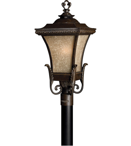 Hinkley Lighting Brynmar 1 Light Post Lantern (Post Sold Separately) in Regency Bronze 1931RB