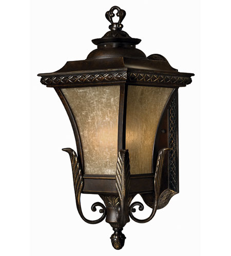 Hinkley Lighting Brynmar 1 Light Outdoor Wall Lantern in Regency Bronze 1934RB-ES photo
