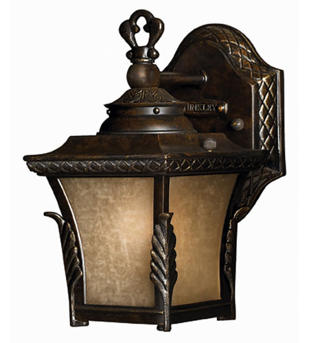 Hinkley Lighting Brynmar 1 Light Outdoor Wall Lantern in Regency Bronze 1936RB-ESDS photo