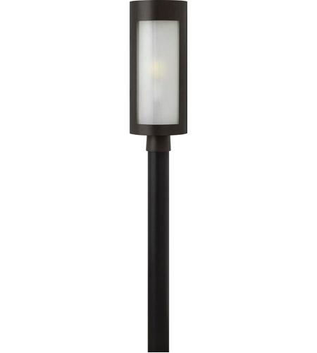 Hinkley Lighting Solara 1 Light Post Lantern (Post Sold Separately) in Bronze 2021BZ