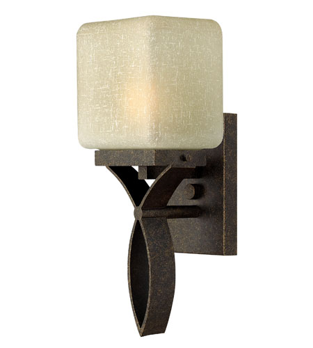 Hinkley Lighting Grayson 1 Light Outdoor Wall Mount in Autumn 2030AM-ES
