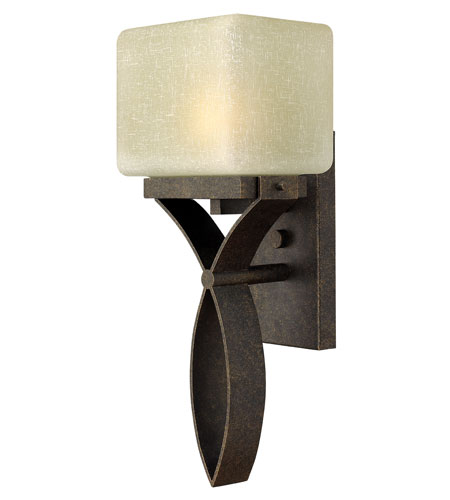 Hinkley Lighting Grayson 1 Light Outdoor Wall Mount in Autumn 2034AM-ES