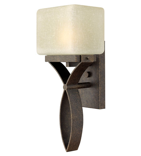 Hinkley Lighting Grayson 1 Light GU24 CFL Outdoor Wall in Autumn 2034AM-GU24 photo