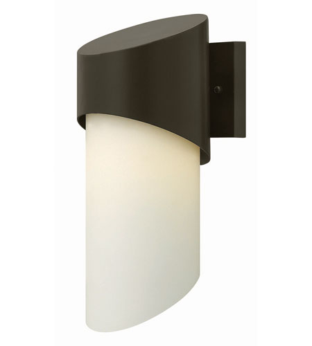 Hinkley 2060BZ-GU24 Solo 1 Light 14 inch Bronze Outdoor Wall in GU24 photo