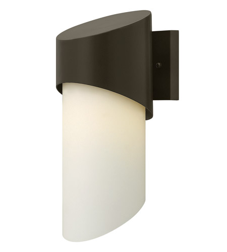 Hinkley Lighting Solo 1 Light Outdoor Wall in Bronze 2060BZ