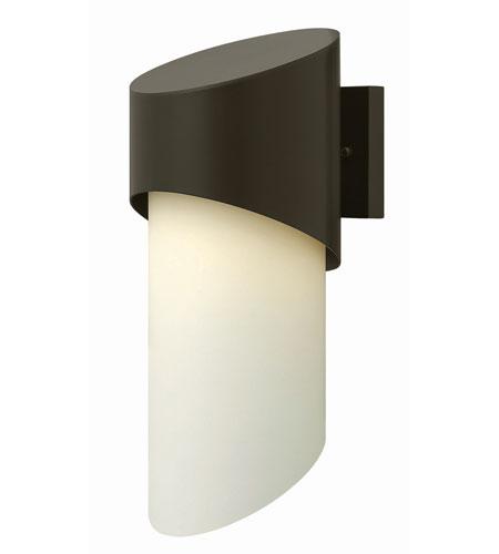 Hinkley Lighting Solo 1 Light Outdoor Wall in Bronze 2064BZ-GU24 photo