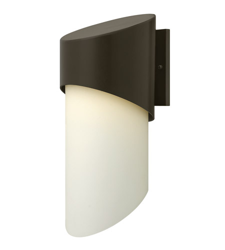 Hinkley 2065BZ Solo 1 Light 21 inch Bronze Outdoor Wall in Incandescent photo