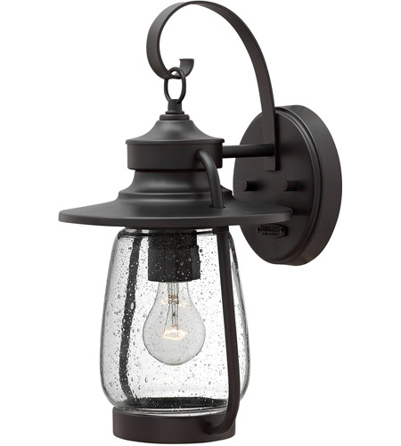 Hinkley 2090SB Calistoga 1 Light 16 inch Spanish Bronze Outdoor Wall in Incandescent photo