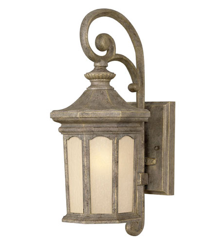 Hinkley Lighting Rowe Park 1 Light Outdoor Wall Lantern in Pearl Bronze 2130PZ-ES photo
