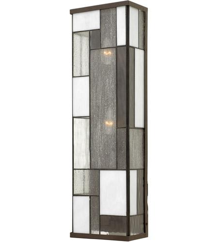 Hinkley 2155kz Mondrian 3 Light 24 Inch Buckeye Bronze