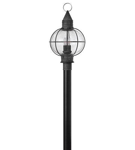 outdoor post light fixture led white wall hinkley 2201dzled cape cod light 24 inch aged zinc outdoor post lantern in led clear seedy glass