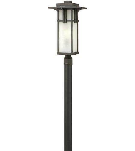 Light Fixtures Duluth Mn: Hinkley 2231OZ Manhattan 1 Light 22 Inch Oil Rubbed Bronze