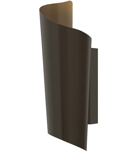 Hinkley Lighting Surf 2 Light Outdoor Wall in Bronze 2350BZ
