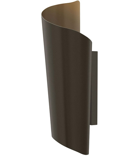 Hinkley Lighting Surf 2 Light Outdoor Wall in Bronze 2354BZ