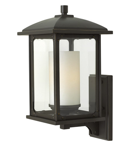 Hinkley Lighting Stanton 1 Light Outdoor Wall in Oil Rubbed Bronze 2474OZ photo