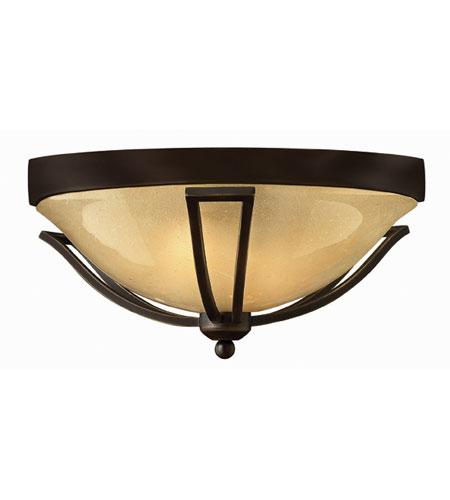 Hinkley Lighting Bolla 2 Light Outdoor Flush Lantern in Olde Bronze 2633OB-ES
