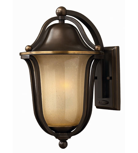 Hinkley Lighting Bolla 1 Light Outdoor Wall Lantern in Olde Bronze 2634OB-ES photo
