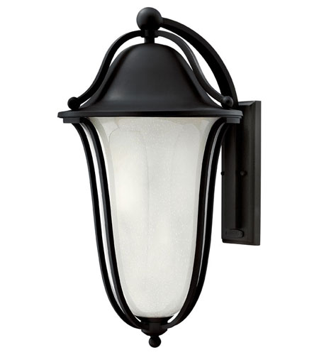 Hinkley Lighting Bolla 4 Light Outdoor Wall Lantern in Black 2639BK