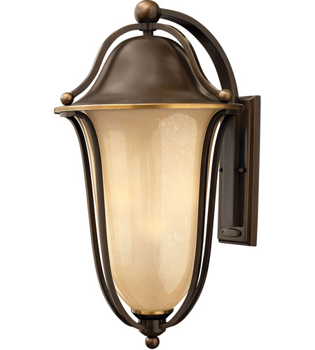 Hinkley Lighting Bolla 4 Light Outdoor Wall Lantern in Olde Bronze 2639OB