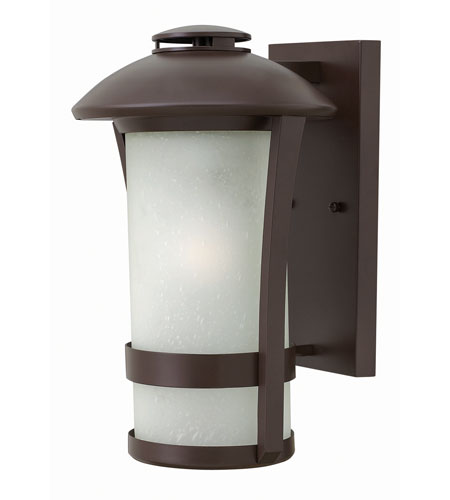 Hinkley 2704AR-GU24 Chandler 1 Light 15 inch Anchor Bronze Outdoor Wall in GU24 photo