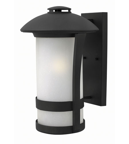 Hinkley Lighting Chandler 14 Light Outdoor Wall in Black 2705BK-GU24
