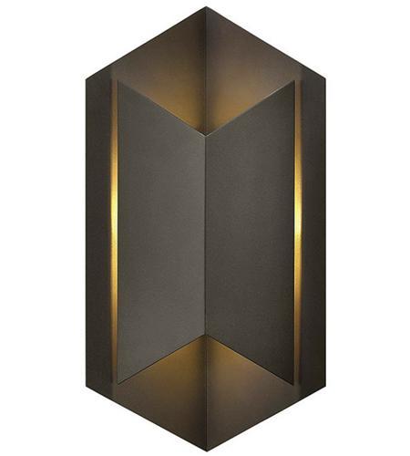 Hinkley Lighting Lex 1 Light Outdoor Wall in Bronze 2714BZ