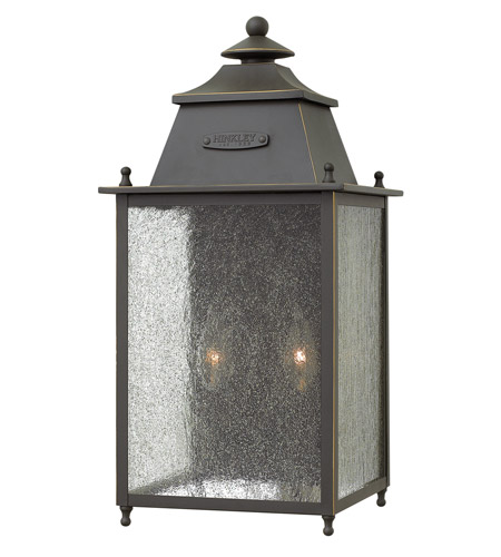 Hinkley 2784OZ Chatfield 2 Light 18 inch Oil Rubbed Bronze Outdoor Wall photo
