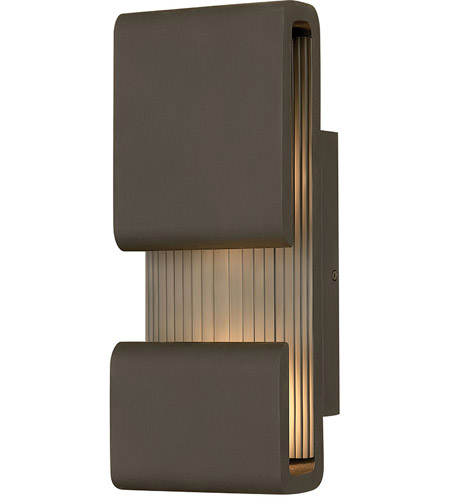 Hinkley 2810OZ Contour LED 15 inch Oil Rubbed Bronze Outdoor Wall Mount photo