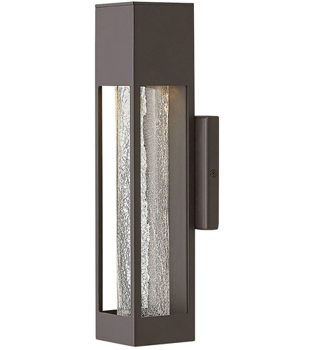 Hinkley 2850BZ Vapor 1 Light 14 inch Bronze Outdoor Wall Mount, Small photo