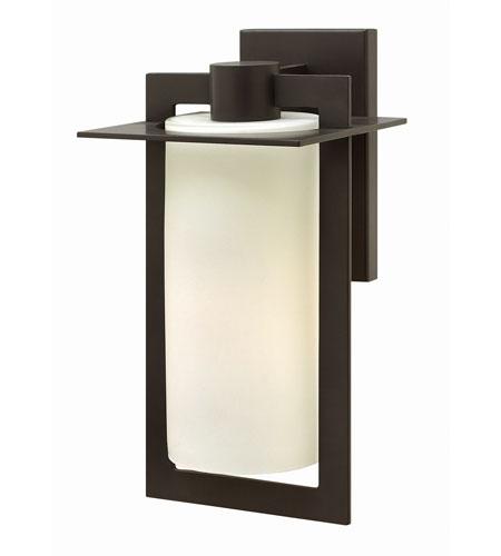 Hinkley Lighting Colfax 1 Light Outdoor Wall in Bronze 2924BZ-GU24