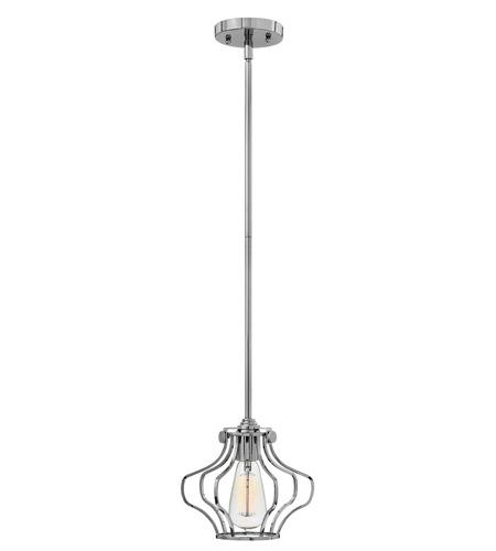 Hinkley Lighting Congress 1 Light Mini-Pendant in Brushed Caramel 3112CM