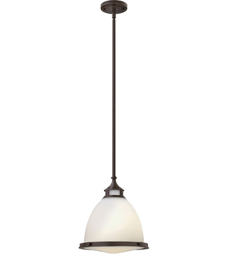 Hinkley Lighting Amelia 1 Light Mini-Pendant in Buckeye Bronze 3124KZ